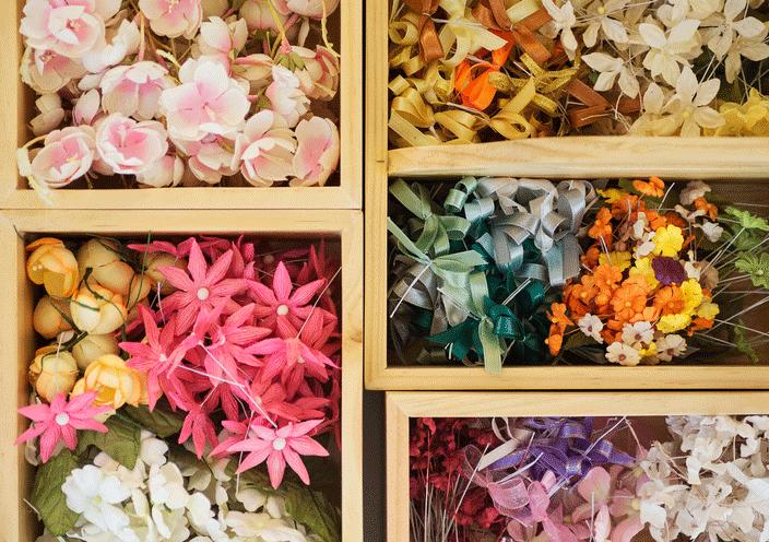 Blumen Basteln Für Die Frühlingsdeko Kinderkalender